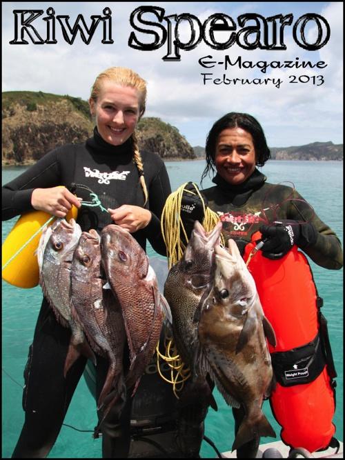 Kiwi Spearo February 2013
