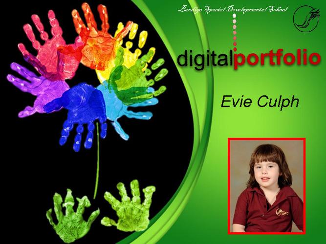 Evie's 2012 Portfolio