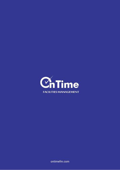 OnTime Facilities Management_eBrochure