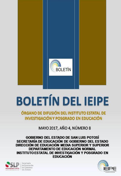 Boletin mayo 2017