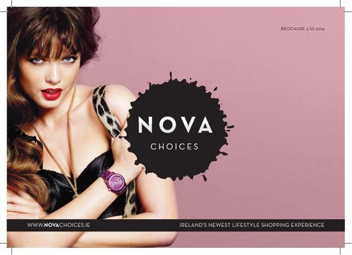 Nova Catalogue 3 SS2014