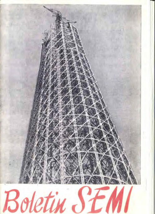 Boletín SEMI nº 17 (1958)