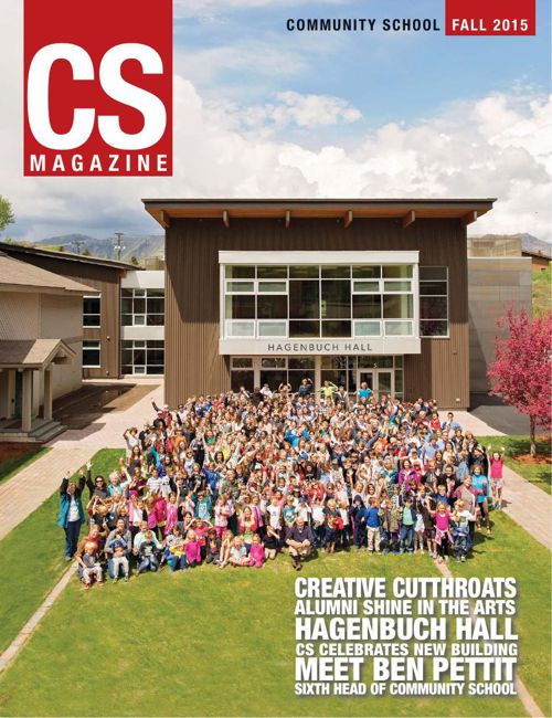 CS Magazine Fall 2015