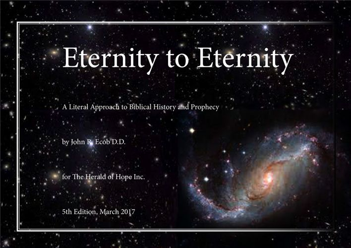 Eternity to Eternity Preview