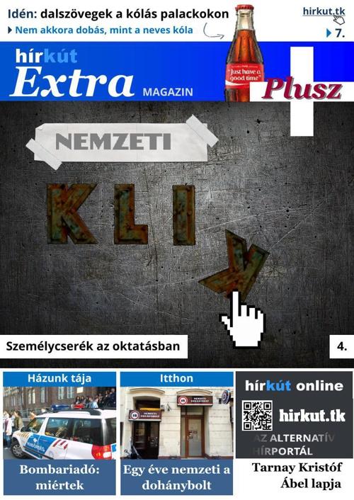 Hírkút Extra plusz