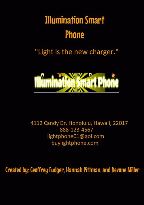 Illumination Smart Phone Final