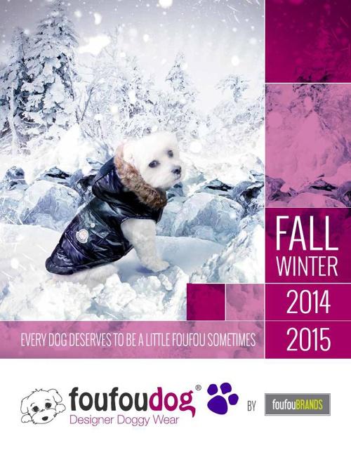 foufoudog® Fall Winter 2014-2015 Collection