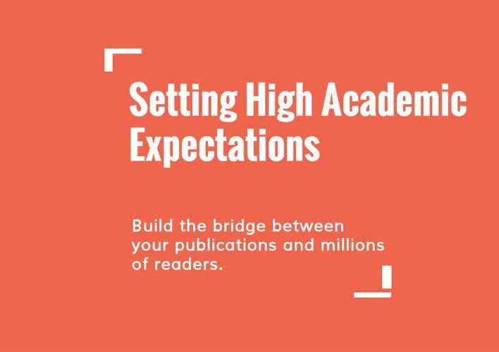 Unit 3, Activity 1 - Setting High Academic Expectations