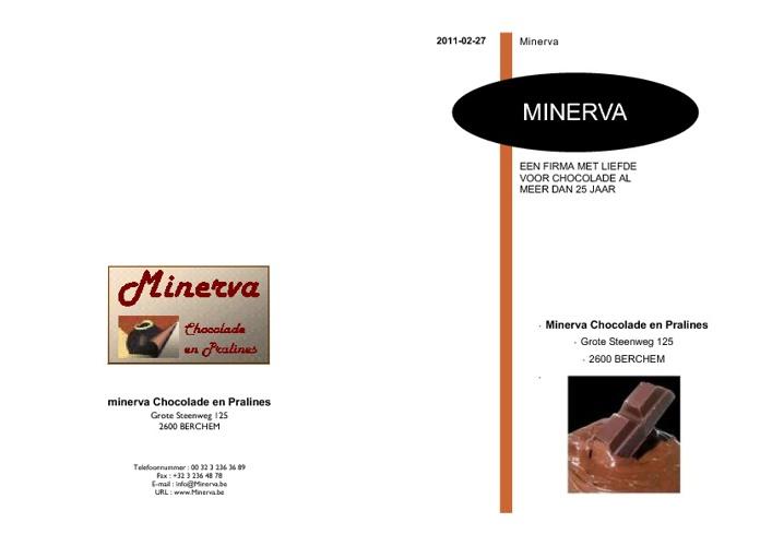 Flyer: Minerva
