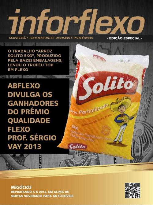Revista Inforflexo Edições 2014