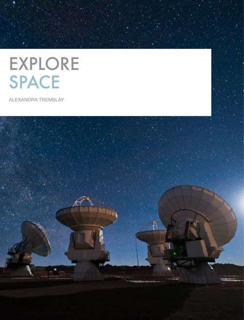 Explore Space - Reference Booklet Grade 6