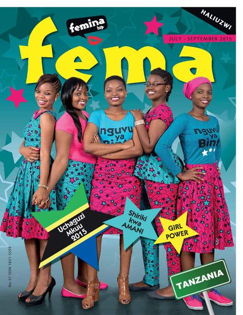 fema magazine #37