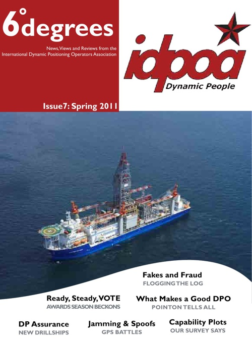 IDPOA 6degrees Issue 7 Spring 2011
