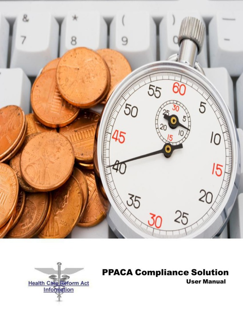 Automated PPACA Compliance and Reporting