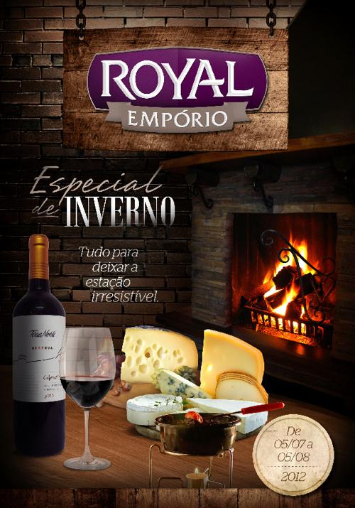 Especial de Inverno - Royal Empório