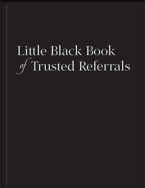 Little Black Book of Trusted Referrals