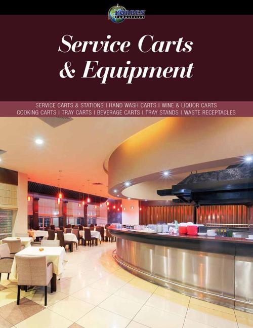 (02) Service Carts & Equipment