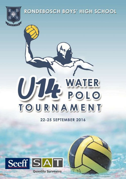 Water Polo Programme_2016_Low Res
