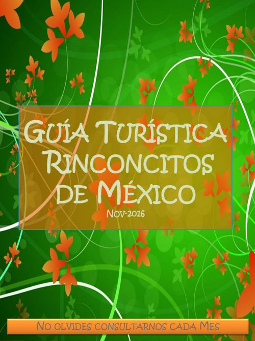 RINCONCITOS DE MÉXICO