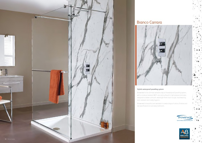 AB Showerwall Brochure