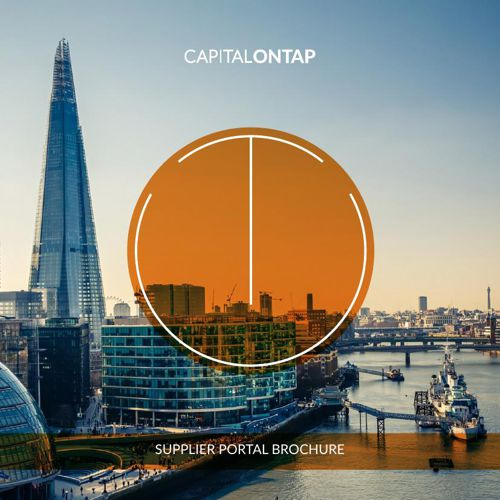 Capital on Tap - Supplier Portal Showcase