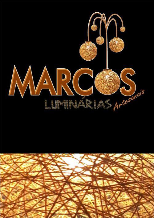 CATALOGO  MARCOS LUMINÁRIAS ARTESANAIS