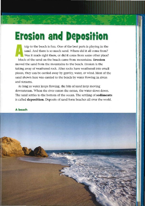 Landforms: Erosion and Deposition