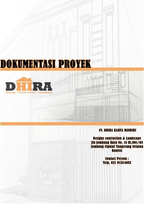 DOKUMENTASI DHIRA KARYA MANDIRI