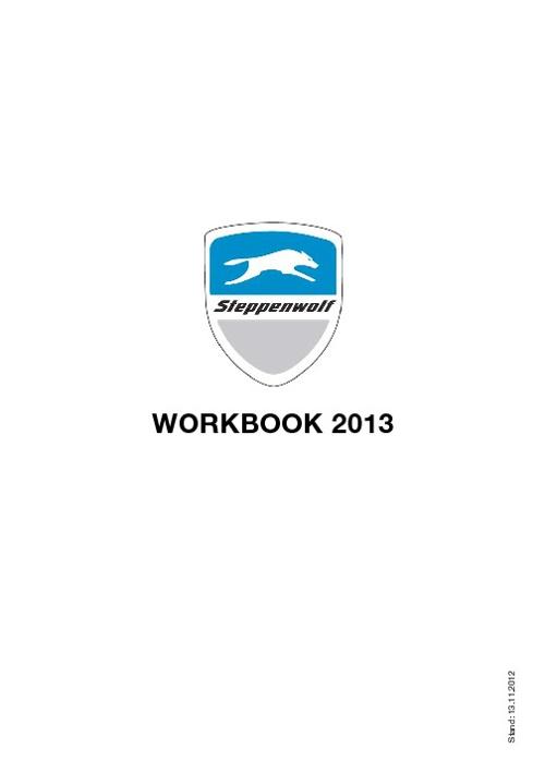 Steppenwolf Workbook 2013