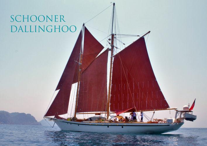 Schooner Dallinghoo