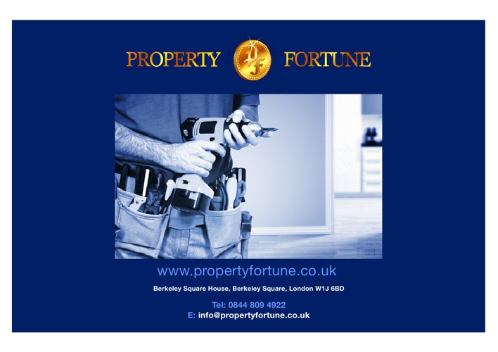 Property Fortune Tradesmen Brochure