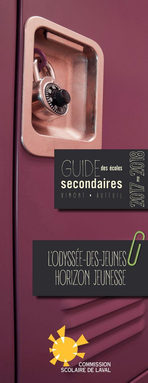 Guide Odyssée-des-Jeunes et Horizon Jeunesse 17-18