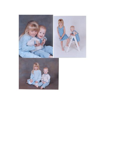 Caitlin and Cody