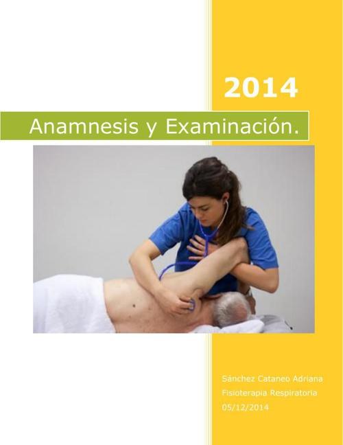 respi., anamnesis examinacion