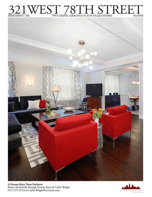 321 West 78th Street, Apartment 1AB