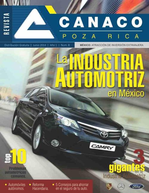 Revista Canaco Junio 2014