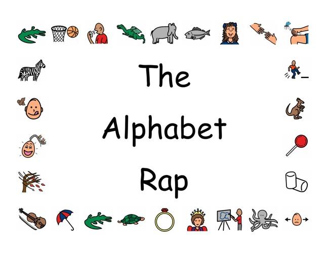 Alphabet Rap