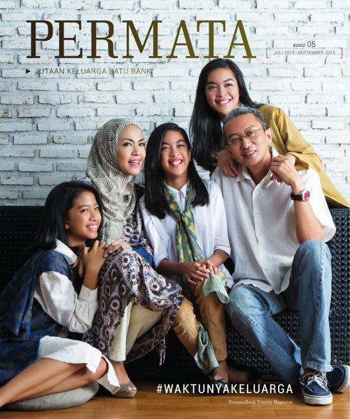 Permatabank Priority Magazine  Edisi 5
