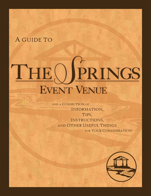 Wedding Venue Guide - Weatherford TX