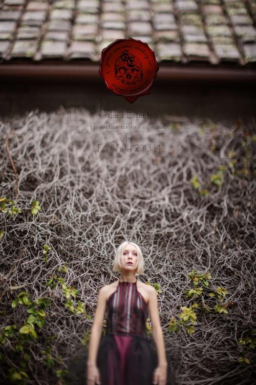 Gilded Eccentric Fall-Winter 2013/14 Lookbook