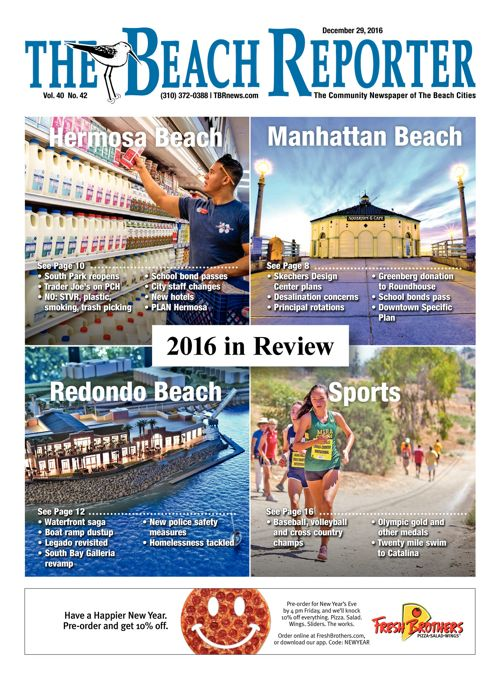 The Beach Reporter   December 29, 2016
