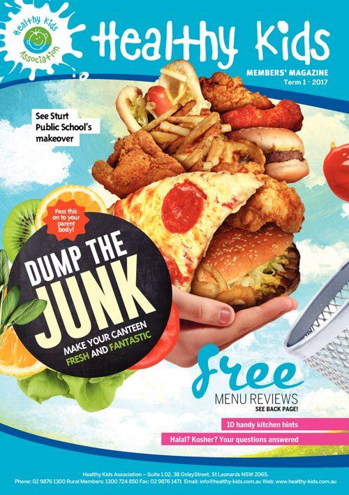 2017 Healthy Kids Members' Magazine - Term 1