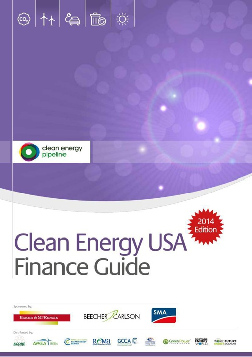 Clean Energy USA Finance Guide (2014 Edition)