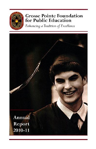 GPFPE 2010-11 Annual Report