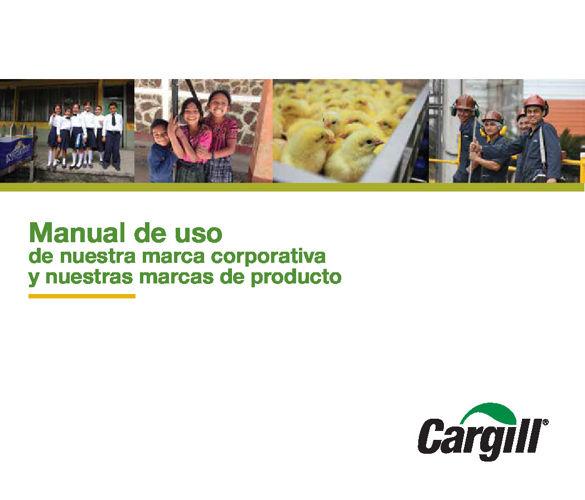 Propuesta Manual de marca Cargill