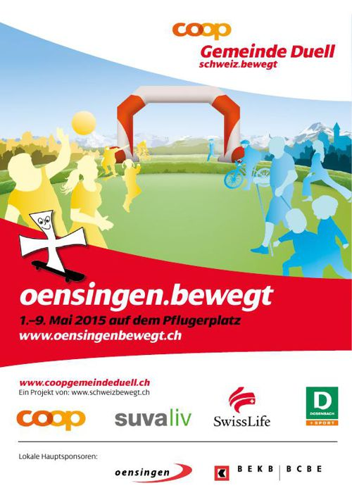 oensingen.bewegt - Bulletin 2015