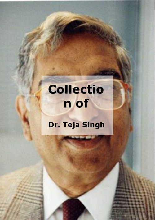 Copy of Collection of Stories by Dr. Teja