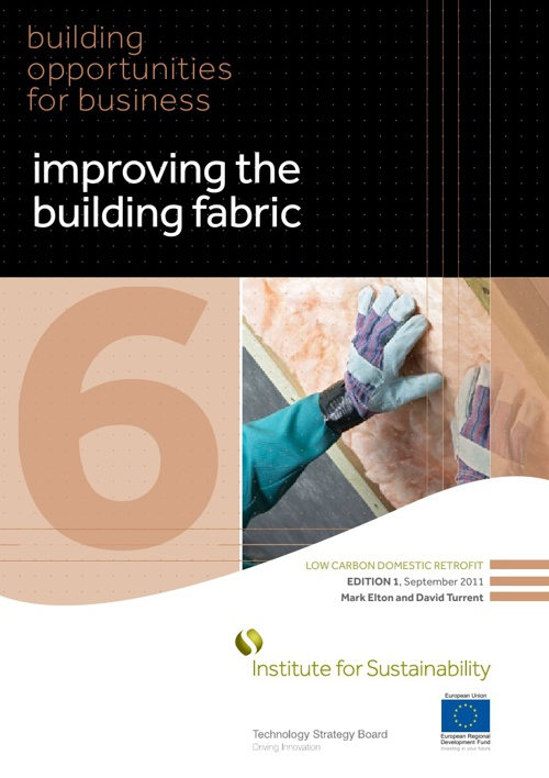 Improving the building fabric