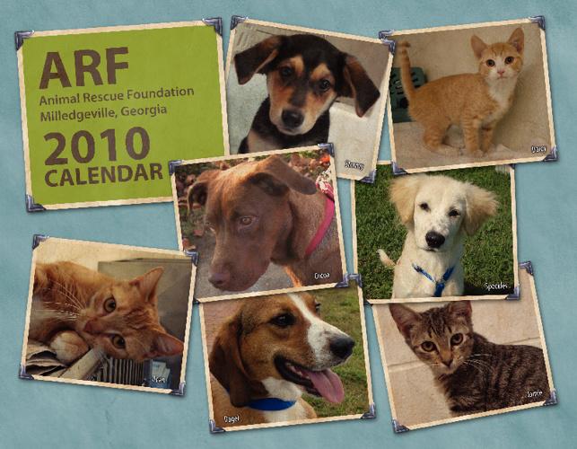 ARF 2010 Calendar