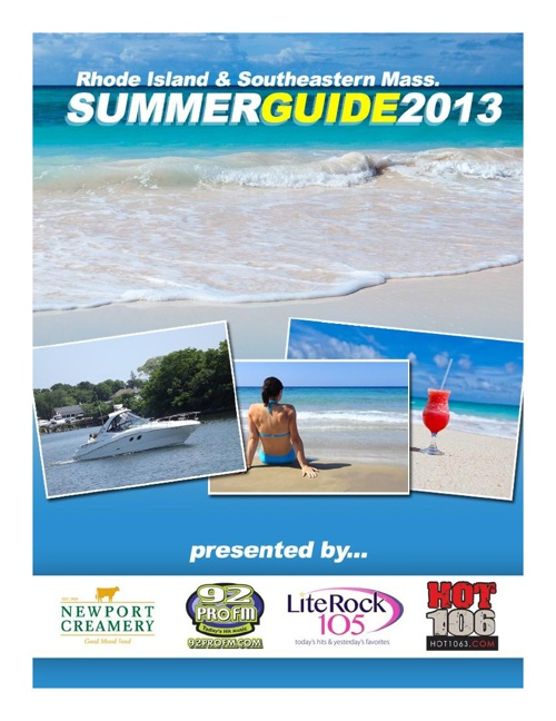 Summer Guide 2013